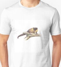 Yellow Throat T-Shirt