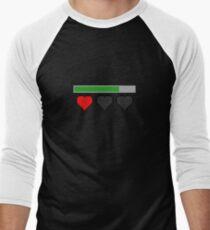 Camiseta ¾ bicolor para hombre Camisa Dil Howlter