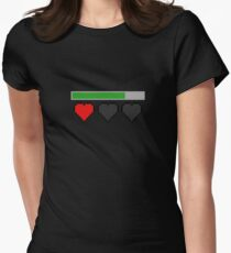 Dil Howlter Shirt Womens Fitted T-Shirt