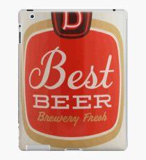 Best beer iPad Case/Skin