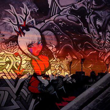 Melbourne she Devil by shotimagery
