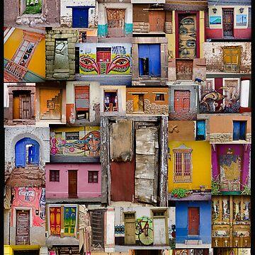 Doorway to Latin America by shotimagery