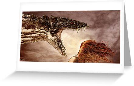 Dragon Breath by James Fosdike