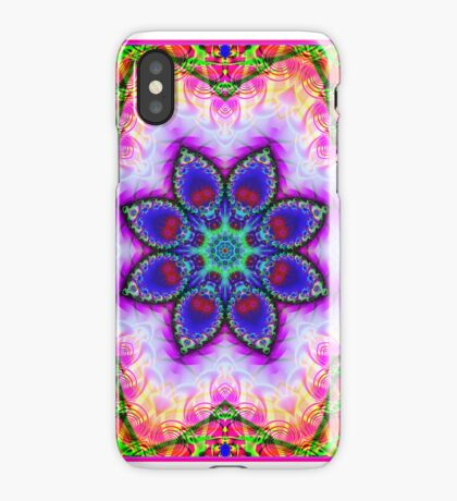 Floral Fantasia iPhone Case/Skin