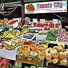 Tomato City by TonyCrehan