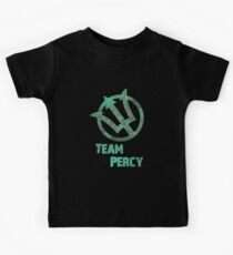 Team Percy Kids T-Shirt
