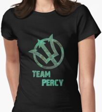Team Percy Women's Fitted T-Shirt