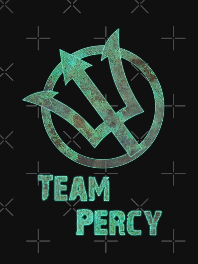 Team Percy by FR3DXVII