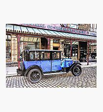 Vintage saloon Photographic Print