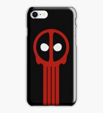 Insane Vigilante! (iPhone Case) iPhone Case/Skin