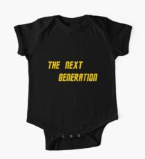 Baby - The next generation One Piece - Short Sleeve