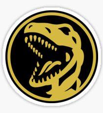 Tyrannosaurs Coin  Sticker