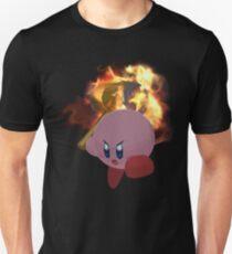 Kirbys' Flaming Hammer Unisex T-Shirt