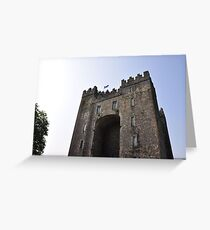 The Ireland Series-Bunratty Castle Greeting Card