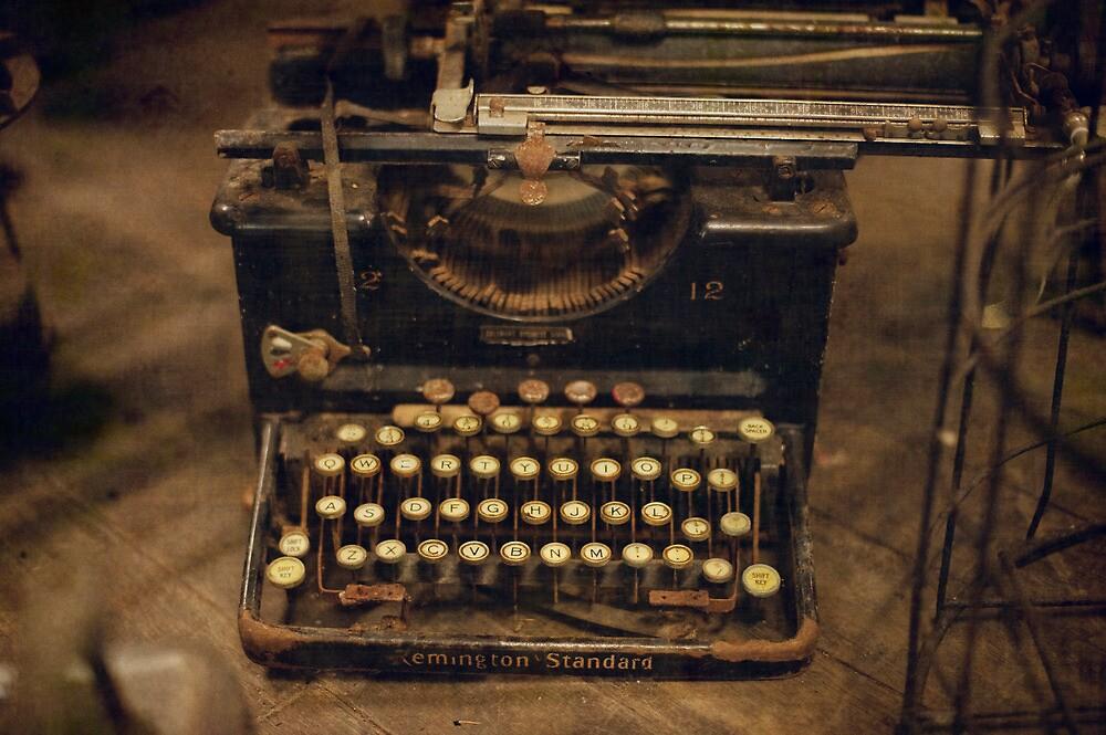 type type type by aurelie k