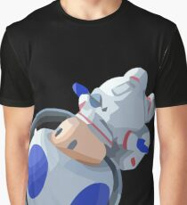 Toad In Space Graphic T-Shirt