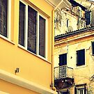 Corfu Old Town by DoreenPhillips