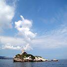 Kaparelli Lighthouse by DoreenPhillips