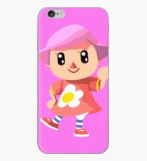 Friendly Female Villager iPhone Case