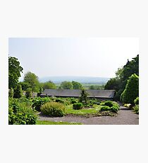 The Ireland Series-County Clare countryside Photographic Print