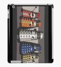 5 Shades of Dalek iPad Case/Skin
