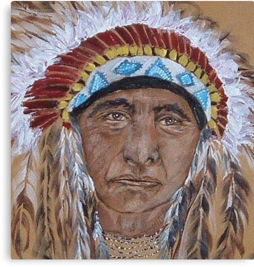 Chief Joseph by indi56