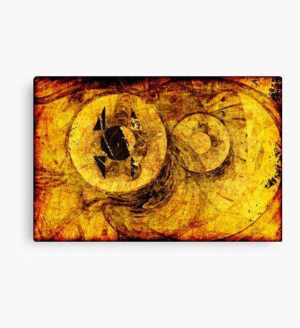 Timescapes Canvas Print