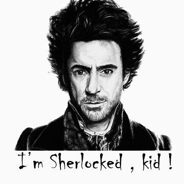 I am sherlocked ! by Jaacky