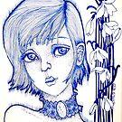 Ida Blue by Lenora Brown