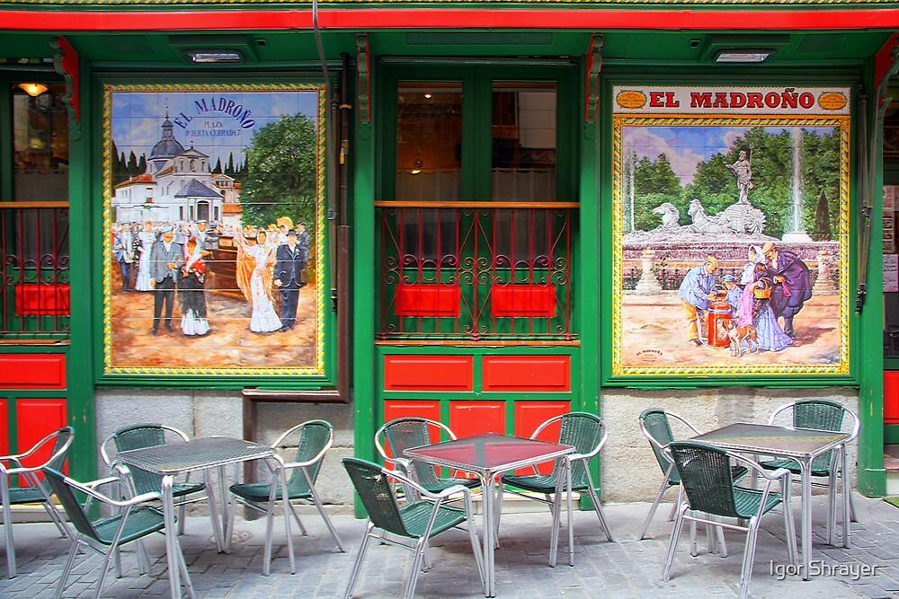 Memories of Spain 13 - Taberna El Madrono in Madrid by Igor Shrayer
