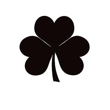 St Patrick Leaf by jollence