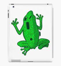 Circuit Frog iPad Case/Skin