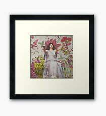 All Hail The Victorious Dead Framed Print