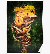 The Olympic Torch Poster