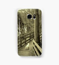 On the Boardwalk Samsung Galaxy Case/Skin