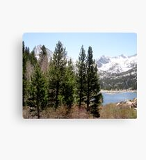 An Almost Perfect Location Canvas Print