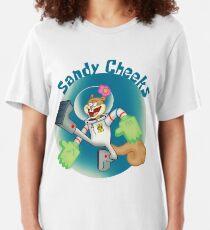 Eichhörnchen Taucher Slim Fit T-Shirt