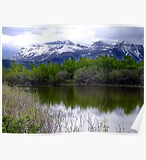 Lake Maskinonge Poster