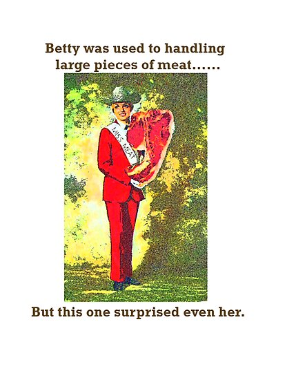Miss Meat by zamix