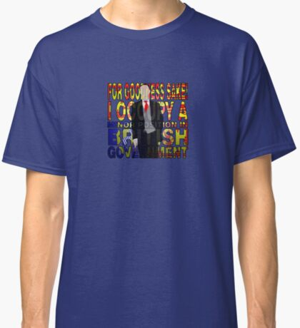 Mycroft Holmes Classic T-Shirt