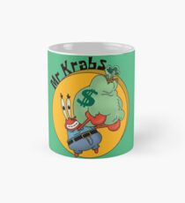 Did you know crabs love money! Mug