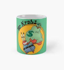 Did you know crabs love money! Mug