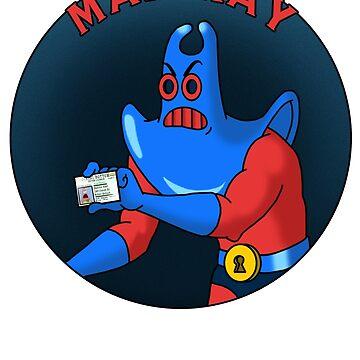 Manray? by korben1337