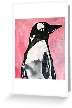 penguin  by starheadboy