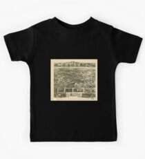 Panoramic Maps Dover New Jersey 1903 Kids Clothes