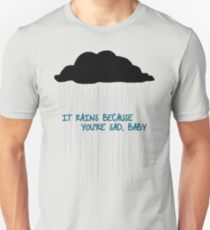 Because You're Sad, Baby Slim Fit T-Shirt