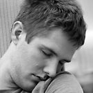 """ I'm Just Resting My Eyes . . ."" by Renee Blake"