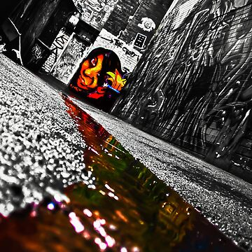 Tears of Croft Alley by shotimagery