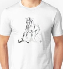 Cool T-shirt  Horse Andalusian Angel Unisex T-Shirt