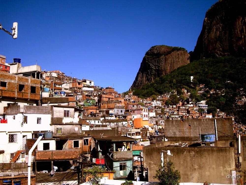 Fantastic Favela by dher5